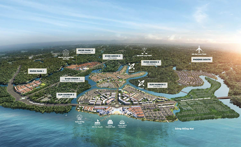 Dự án Aqua City Novaland Đồng Nai