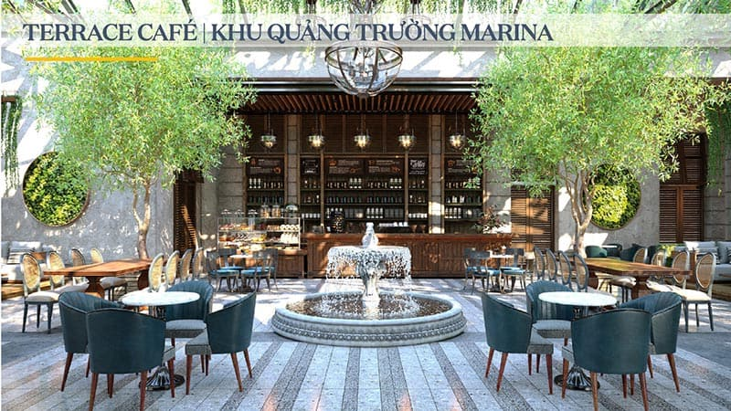 Terrace Cafe Marina