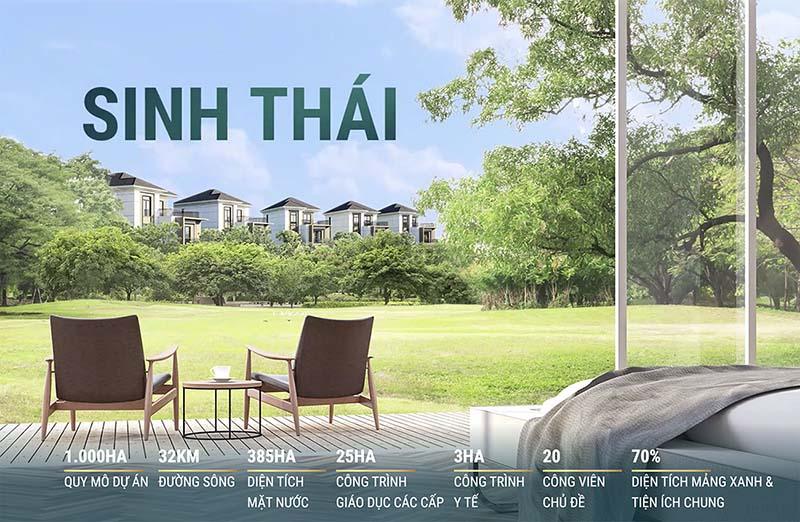 Tổng quan dự án Aqua City Novaland Đồng Nai
