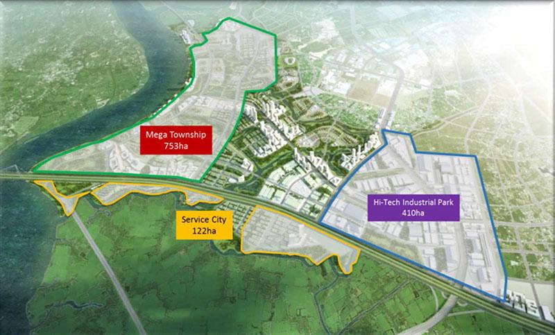 Khu đô thị Amata Long Thành