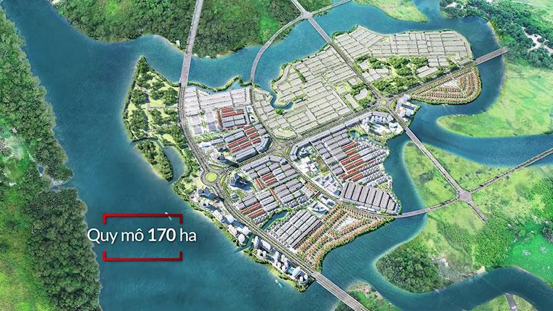 Khu đô thị Izumi City