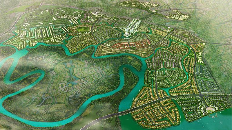 Khu đô thị sinh thái Long Thành