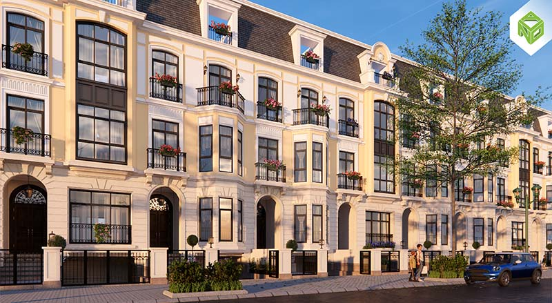 TOWNHOUSE GRAND FRENCH