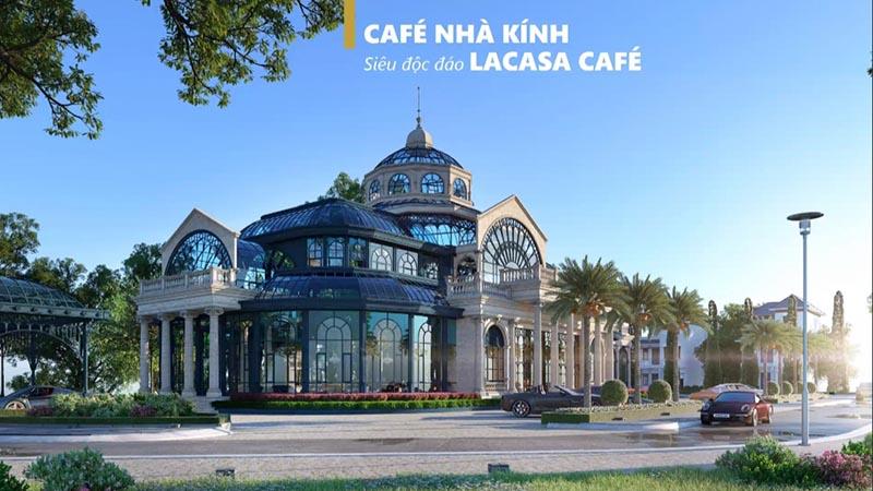 Cafe nhà kính độc đáo