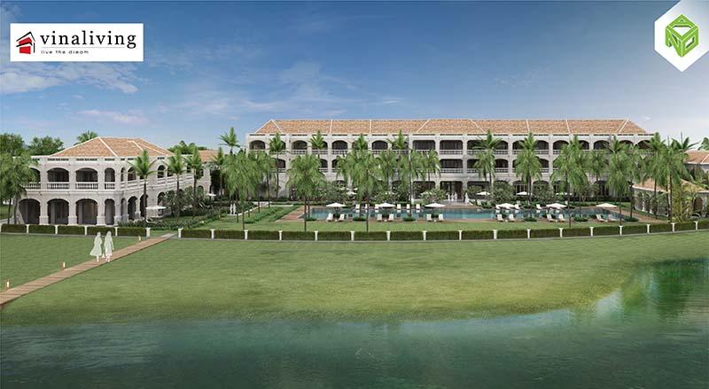 Resort 5 sao Aqua City by Fusion