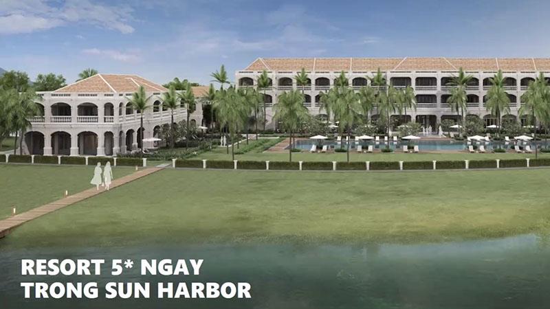 Resort Aqua City by Fusion 5 sao